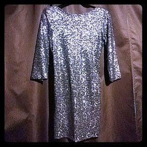 Dresses & Skirts - Sequined Mini Dress🎊
